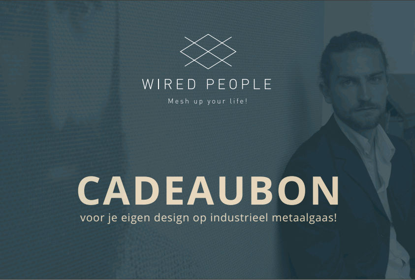 Cadeaubon - Wired People