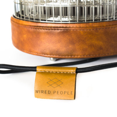 Wired People Lennard RVS-bruin 3